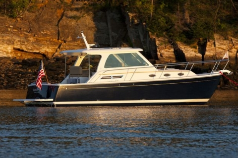 New Back Cove 34 in final stages of production